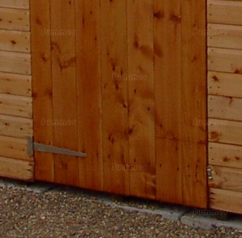SHEDS - Additional doors