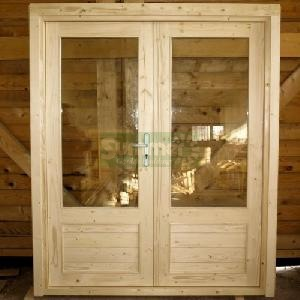 LOG CABINS xx - Additional doors and windows