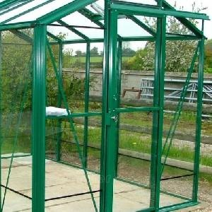 GREENHOUSES - Door options