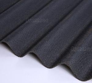 Choice of cement fibre roof colours