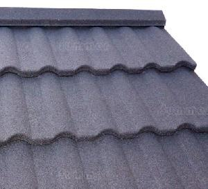LOG CABINS xx - Granular steel roof tiles