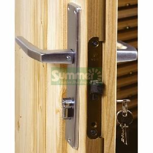 LOG CABINS xx - Door options