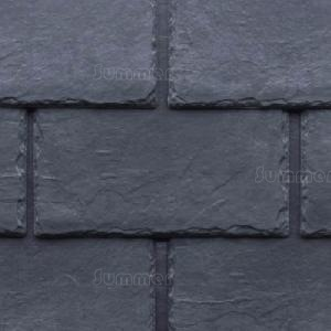SHEDS xx - Rubber slate effect roof tiles