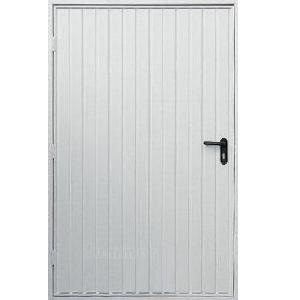 CONCRETE GARAGES, TIMBER GARAGES, STEEL GARAGES - Options - personnel door