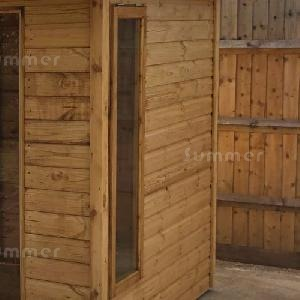 SUMMERHOUSES - Window options