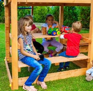 OUTDOOR PLAY - Picnic bench