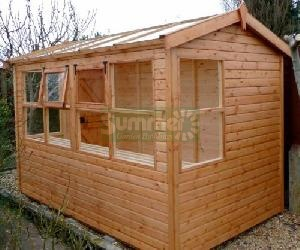 SHEDS xx - Design Options