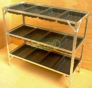 GREENHOUSES - Seed tray frames