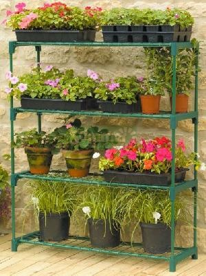 GREENHOUSES xx - Shelving