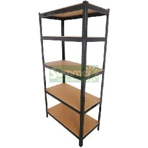 SHEDS - Shelving - steel