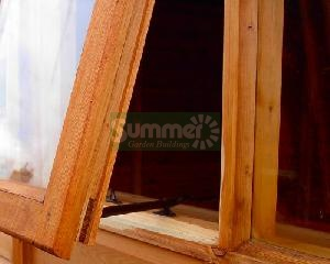 SUMMERHOUSES xx - Window options