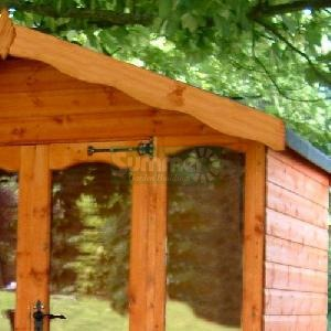 SUMMERHOUSES xx - Decorative apex fascias