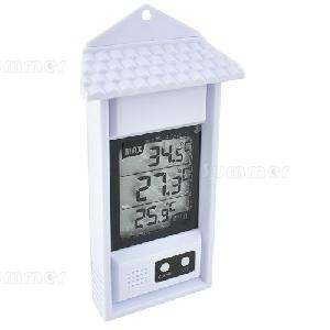 GREENHOUSES - Thermometers and soil gauges