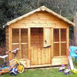 Childrens Playhouse 96 - Shiplap, All T and G