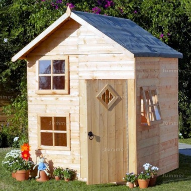 Two Storey Playhouse 805 - Upstairs to one Side