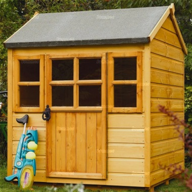 Childrens Playhouse 33 - Shiplap, Georgian