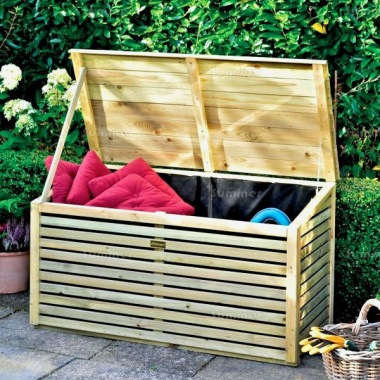 Small Storage Chest 398 - Pressure Treated