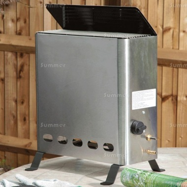 Heater 17, Propane Gas 4.2 kW