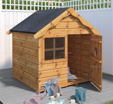 Childrens Playhouse 210 - Shiplap