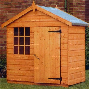 Childrens Playhouse 160 - Shiplap, All T and G