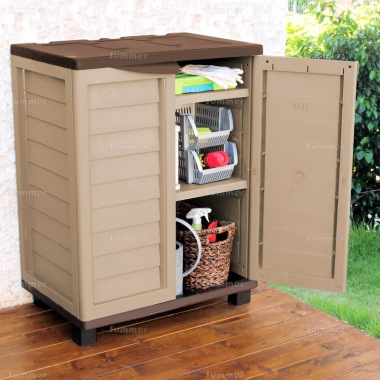 Low Maintenance Plastic Storage Cabinet 452