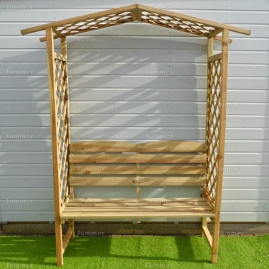 Arbour 051 - Light Brown Finish