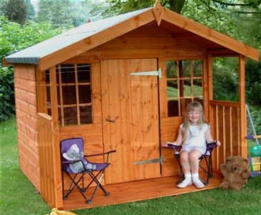 Childrens Playhouse 47 - Shiplap, Georgian