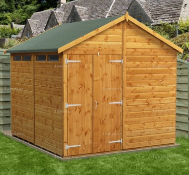 Apex Security Shed 867 - Fast Delivery, Many Possible Designs