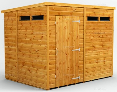 Pent Shed 872 - Fast Delivery, Many Possible Designs